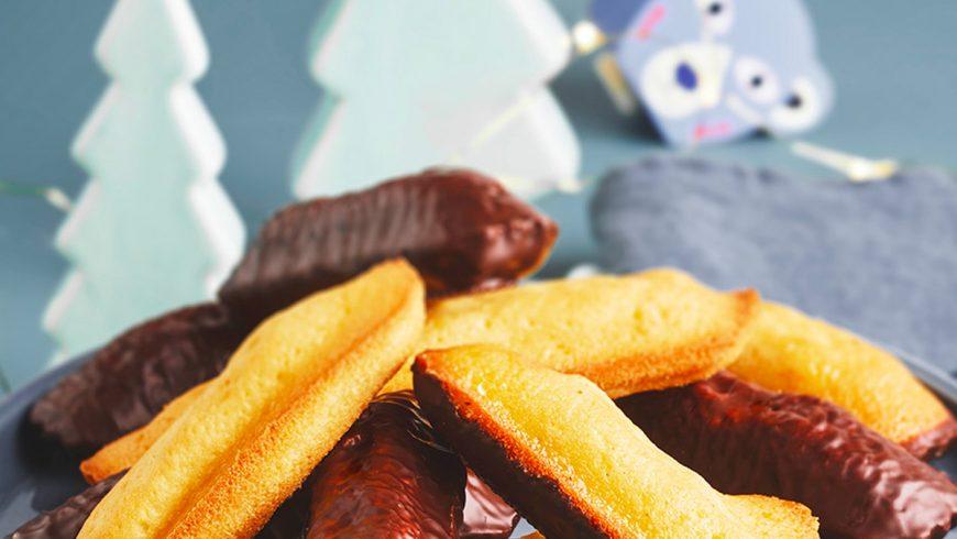 Vente de gâteaux de la biscuiterie artisanale Mistral