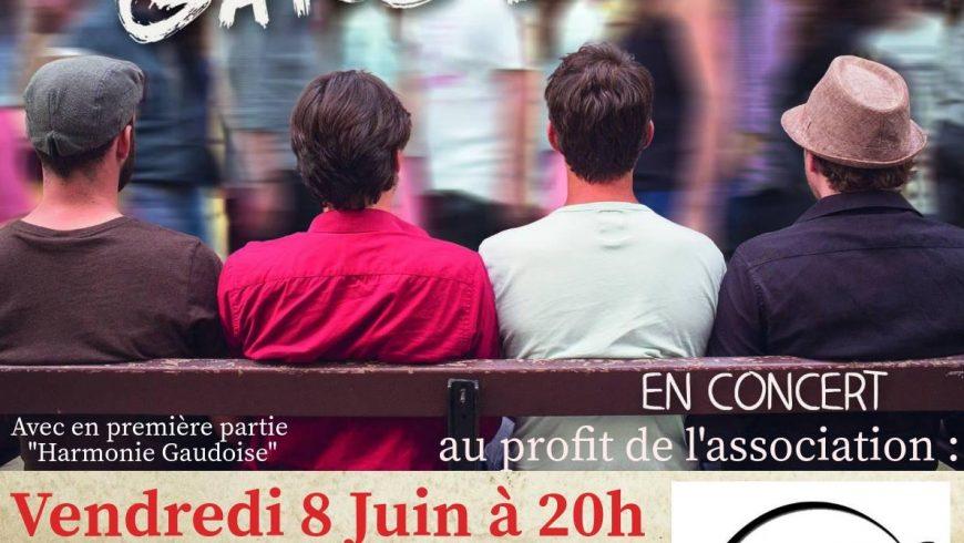 Concerts – Vendredi 8 Juin 2018